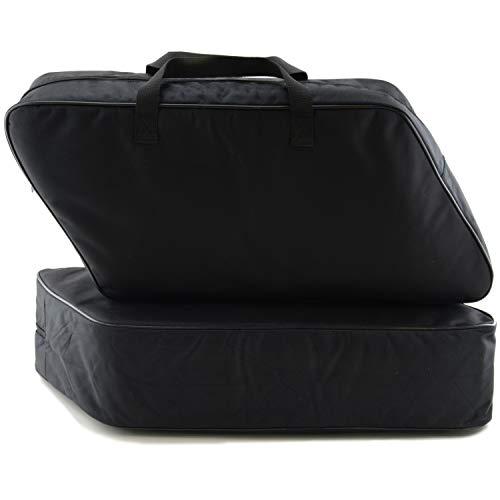 Bolsas, bolsillos interiores adecuados para maletas laterales moto de Harley Davidson, King Tour Pak, maleta de piel, Touring - No. 21