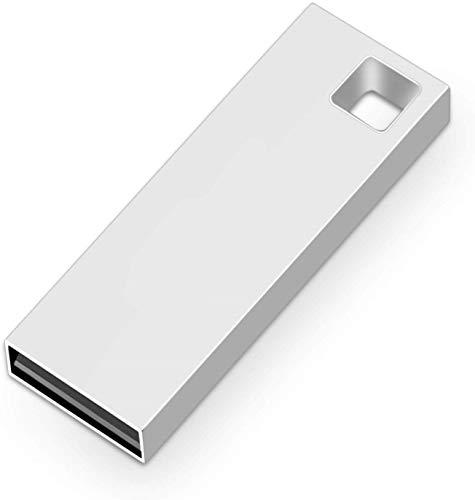 Memoria USB impermeable de 256 GB, 512 GB, 1 TB, 2 TB, memoria flash USB, memoria USB con llavero (256 GB, Style-B)