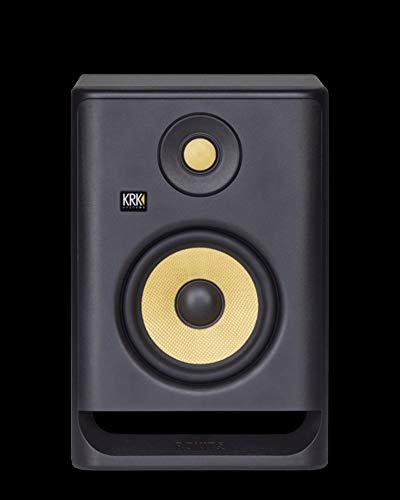KRK Systems Rokit RP5 G4 Aktiver Monitor-Lautsprecher, 12,7 cm, 55 W, 1 St, 5 Zoll Treiber