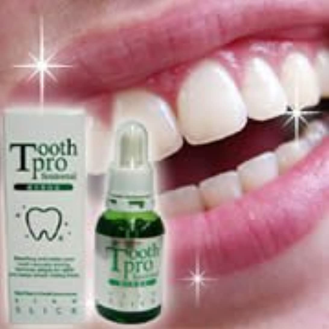 嫌なスピン真向こうトゥース プロフェッショナル 20ml ×2個セット (tooth professional)
