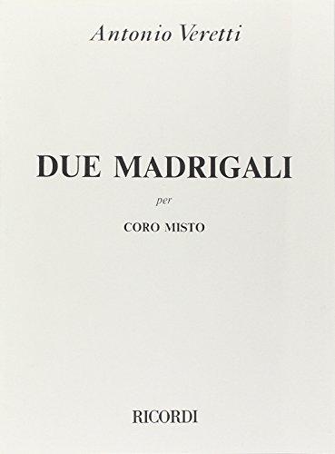 2 MADRIGALI