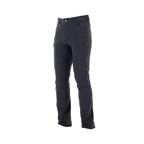 Mammut Runbold Pantalons pour la randonnée Homme, Black, FR : S (Taille Fabricant : EU 46), Noir