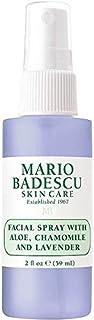 Mario Badescu Travel Size Facial Spray with Aloe, Chamomile and Lavender 59ml