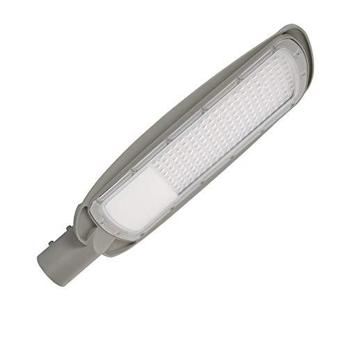 DK Multitec - Farola LED 150Watt para Alumbrado público Lampara de calle Parques Tuneles Apracamieno foco (K4000)
