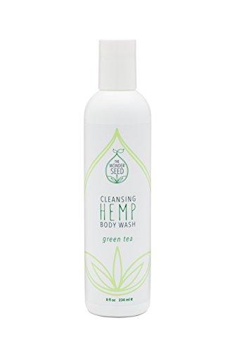 The Wonder Seed Hemp Body Wash - All Natural...