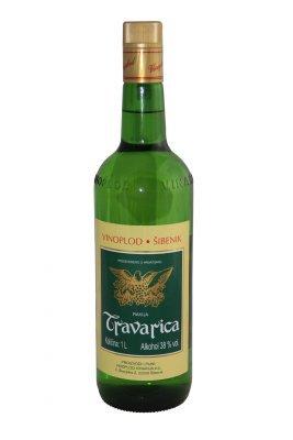 Vinoplod Sibenik Travarica Rakija Kräuterbrand 1L