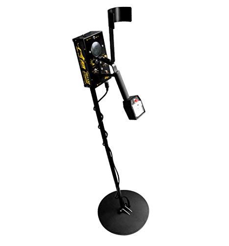 Drohneks Unterirdischer Metalldetektor, 2,5 M hochpräzise wasserdichte Sonde Archäologischer Schatzsucher-Detektor, Leichter zu Finden