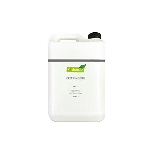 CRÈME DE MASSAGE NEUTRE PHYTOMASS 5L Crème de qualité supérieure-1751/5- Certifié France Medical Industrie