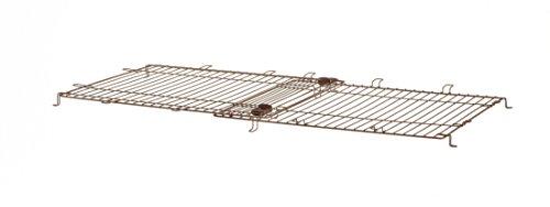 リッチェル 木製スライドペットサークル ワイド 屋根面