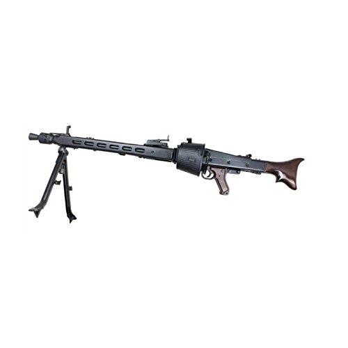 AIRSOFT AGM MG42Maschinengewehr WW2Elektrische Automatische Full Metall und Holz (0,5Joule)