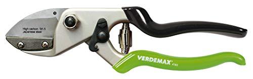 Verdemax 4182 21 cm Professionnel Anvil Sécateur Cisaillement – Multicolore