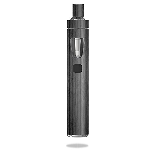 MightySkins Skin Compatible with Joyetech eGo AIO - Black Wood | Protective, Durable, and Unique Vinyl Decal wrap Cover | Easy to Apply, Remove, and Change Styles | Made in The USA