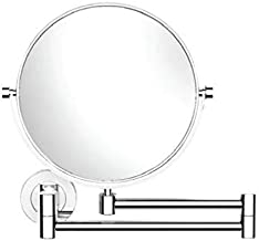 Jaquar ACN-CHR-1193N Double Arm Wall Mounted Mirror