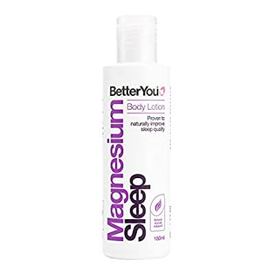 Better You Magnesium Sleep Mineral Lotion