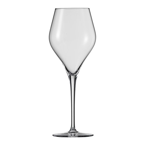 Schott Zwiesel FINESSE Weißweinglas, Glas, transparent, 30.3 x 20.5 x 23.6 cm, 6-Einheiten