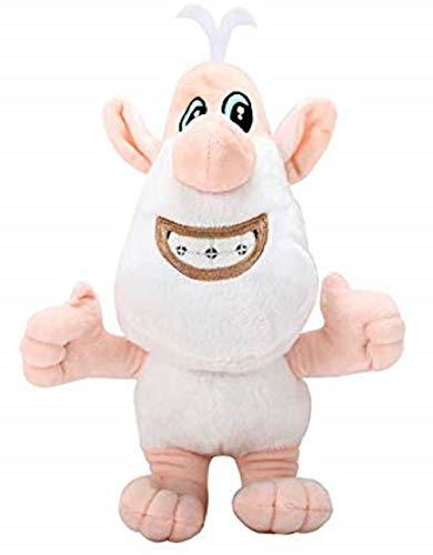 DYRCJ Animierte Kleine Weiße Schwein Booba Buba Plüsch Spielzeug Geschenk Puppe Puppe Spielzeug 20cm 30cm 20 cm weiß