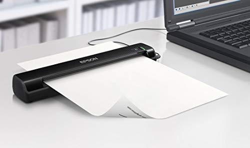 Epson WorkForce DS-30 Portable Document Scanner for PC and Mac, Sheet-fed, Mobile/Portable Photo #3