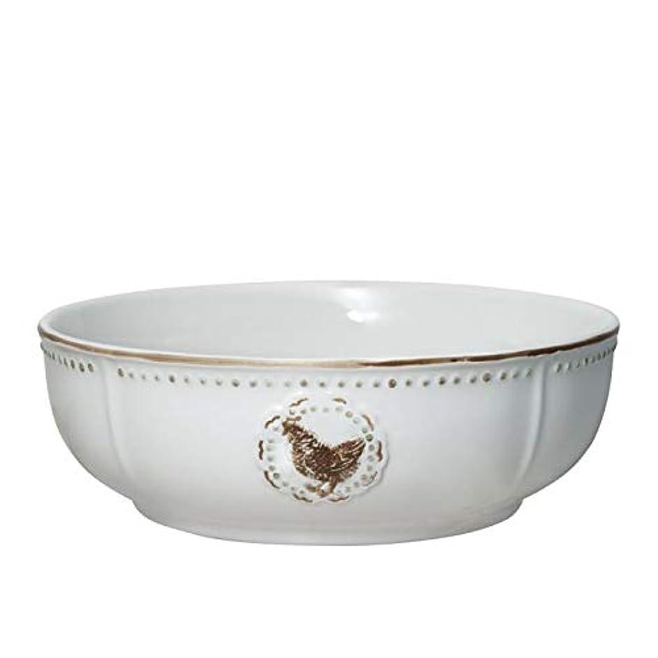 Pfaltzgraff Farmhouse Hen Vegetable Bowl