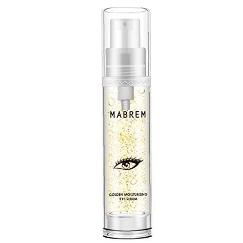 Eye Serum Anti-rimpel Anti-age Eye Moisturizer Cream voor het verwijderen donkere kringen Tegen Puffiness Bags 10ML, Face en lichaamsverzorging