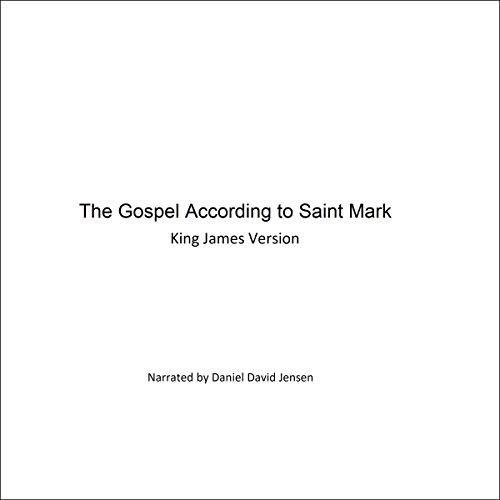 The Gospel According to Saint Mark audiobook cover art