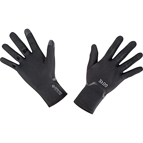 Gore Wear GORE M GORE-TEX INFINIUM Stretch Guantes Guantes, Unisex adulto, Black, 8
