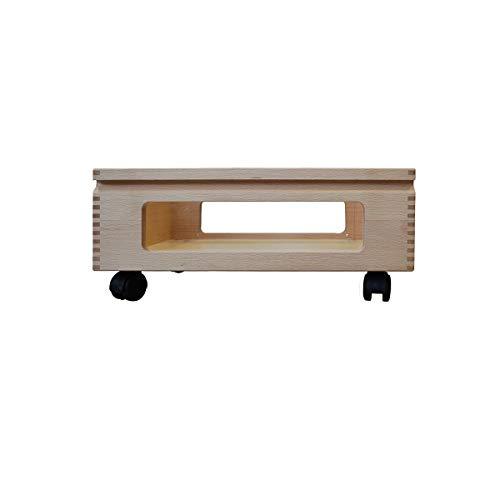 Ehring Markenmöbel Holzkiste Cassic Aufbewahrungskasten Holz Kiste Rollkasten Kinderzimmer Holzkasten Box