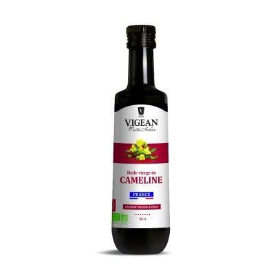 VIGEAN Huile vierge de Cameline 25Cl Bio -