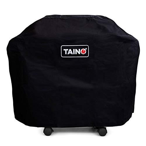 TAINO Platinum 6+2 Black 6+1 Gasgrill Abdeckung Grillhaube Abdeckhaube Wetterschutz