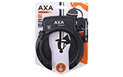 AXA 1X Defender, Schwarz, 4,3x16x22