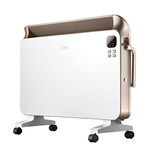 WHJ@ Radiador EléCtrico, Calentador, Horno de Calentamiento RáPido, Control Inteligente WiFi, Hogar/BañO, Consumo de EnergíA Baja Impermeable Sin Ruido