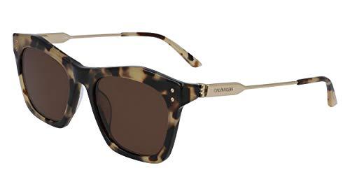 Calvin Klein EYEWEAR CK20700S gafas de sol, AGRAVIO/STGLD, 5319 para Mujer