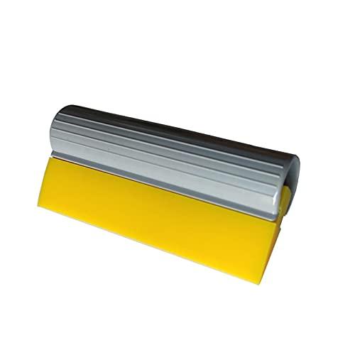 JULAN 14 cm Silicone Turbo Squeebee Herramienta de Limpieza for el hogar Scraper de Hielo Wrap Window Tint Tint Tinte Snow Shovel Water Remover R36 LjuL