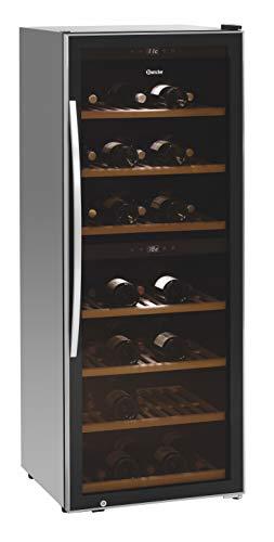 Bartscher Weinkühlschrank 2 Zonen 126 Flaschen - 700131