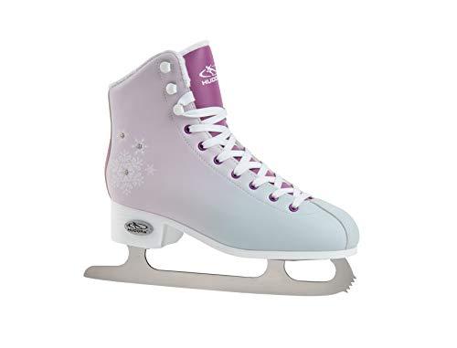 HUDORA Damen & Mädchen, pink/Mint, Schlittschuhe Damen Eislaufschuhe Anna, Gr. 43-Ice Skates