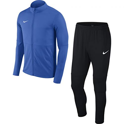 Nike Park 18 Tuta, Blu (Royal Blue/Black/Royal Blue/White 463), Small Uomo