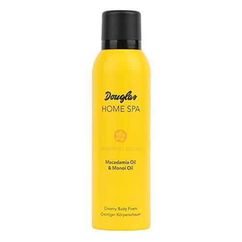 Douglas Home SPA - Beauty of Hawaii - Macadamia Oil & Monoi Oil - Creamy Body Foam/Cremiger Körperschaum 200ml