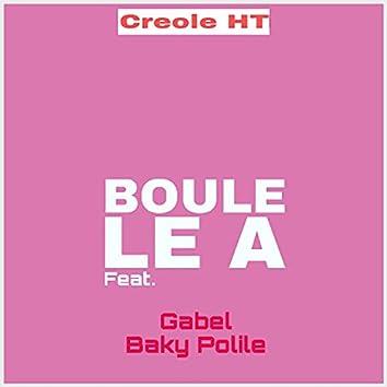 Boule Le A