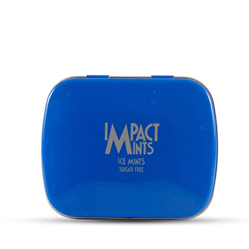 Impact Mints Sugar-Free Mint, Ice Mint, 14g