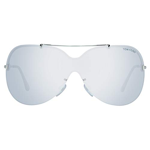 Tom Ford FT0519 0016C Tom Ford Sonnenbrille FT0519 16C 00 Groß Sonnenbrille 145, Silber