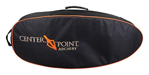 CenterPoint Archery CP400 Soft Case AXCNBG for Use with The CP400 Crossbow, Black