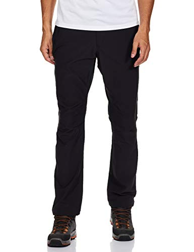 Columbia Passo Alto II Pantalon de Randonnée Homme, Noir (Black), 28W / 32L
