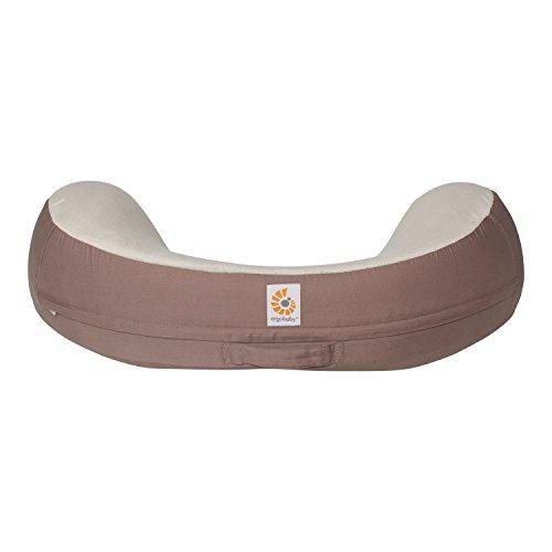 Ergobaby Natural Curve Nursing Pillow Cover, Brown