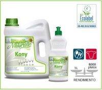 LAVAVAJILLAS MANUAL ULTRA CONCENTRADO ECOLÓGICO Detergente neutro de uso general para el...