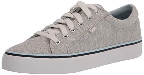 Keds Damen Jump Kick Geo Jersey Sneaker, Grau (Hellgrau), 35.5 EU
