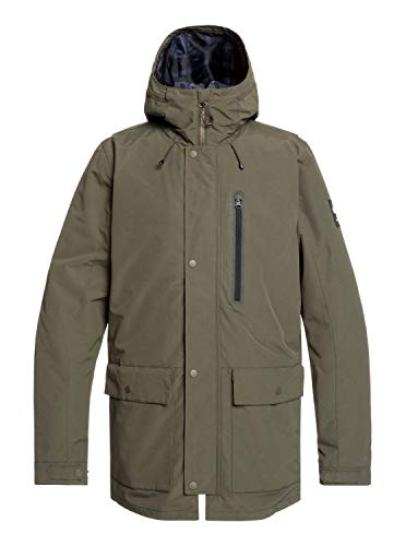 Quiksilver Sedona - Waterproof Hooded Parka for Men - Männer