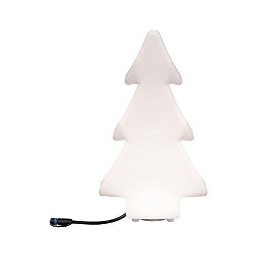 Paulmann 941.85 Outdoor Plug & Shine Lichtobjekt Tree IP67 3000K 260lm 24V Dekoleuchte Gartenleuchte Terassenleuchte 94185