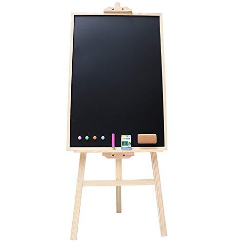 Pizarra rústica de madera para la lectura de vino (color: Picture Color, tamaño: 90 x 60 cm)