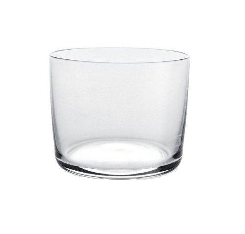 Alessi AJM29/0 Glass Family Bicchiere per Vini Rossi in Vetro Cristallino, Servizio da 4
