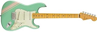 Fender FSR Traditional '50s Stratocaster Electric Guitar with Stripe (Surf Green)