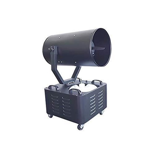 Skysep Ajustable Maquina de Nieve 3000W Tormenta de Nieve Efecto Inalámbrico Control Remoto Tamaño de Copo de Nieve Ajustable para Navidad Halloween Discoteca Escenario Fiesta Partido Puntales